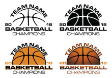 Basketball Champions Designs W...