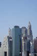 American Metropolitan Area - Manhattan Business District in Early Spring