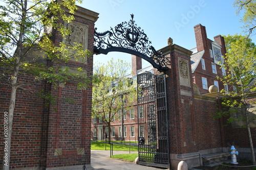 Photo ハーバード大学 マサチューセッツ州 ケンブリッジ