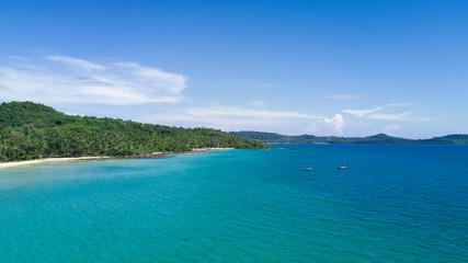 Topview of Koh (island) Kood,Trat, Thailand