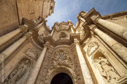 Fotografia Valence cathédrale