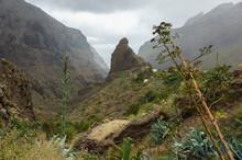 Village Masca, Tenerife, Canary Islands