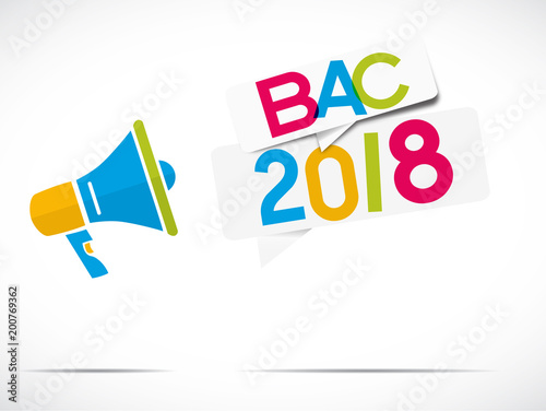 Foto  mégaphone : bac 2018