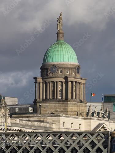 Zdjęcie XXL Dublin - Custom House, Irland