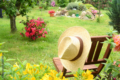 Foto op Canvas Tuin Garten 812