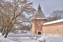 Smolensk. Fortress Wall
