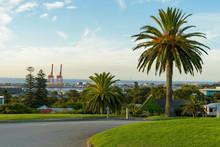 Blick Auf Den Hafen, Geraldton, West End, Westaustralien, Australien