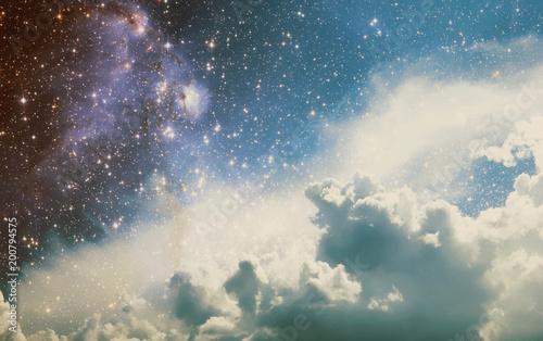 Naklejki kosmos  kosmiczna-mglawica