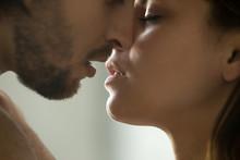 Sensual Couple Getting Closer ...