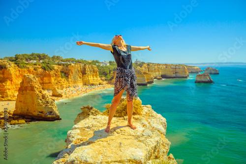 Foto  Tourism in Algarve