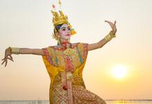 Art Culture Thai Dancing In Ma...