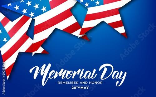 Fotografie, Obraz  Memorial Day