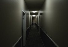 Ghost In The Hallway