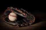 Baseball glove and ball - 200873736