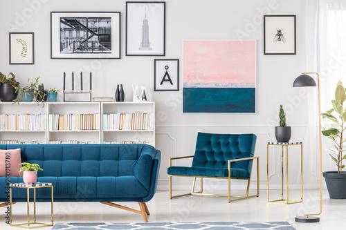 Fotografía  Artistic living room