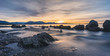 Sonnenuntergang Chiemsee3
