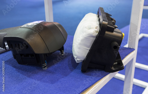 Photo Inside airbag parts  for vehicle