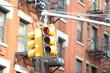 traffic light, in new york