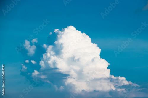 Foto  Wolke am Himmel