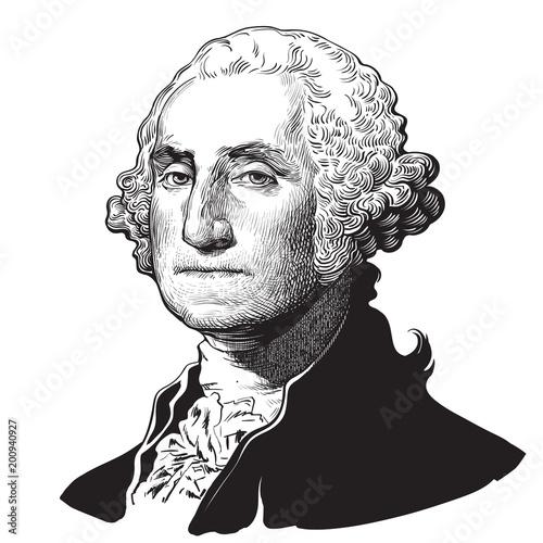 George Washington Fotomurales