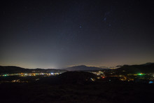 The Stars Over Morongo Valley