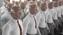 Army Of Artificial Workers