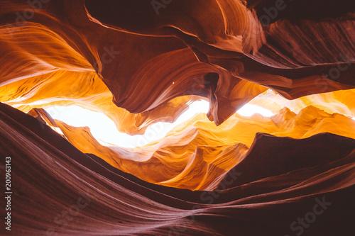 Foto auf Leinwand Vereinigte Staaten Antelope Canyon, Arizona, USA
