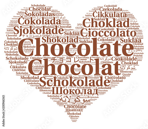 How to write chocolate in different languages top term paper ghostwriter site for masters