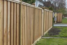 New Cedar Fencing