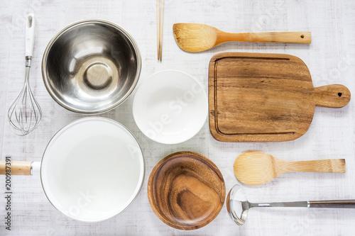Fotografía  キッチン 調理器具