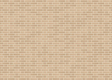 Vector Seamless Flemish Bond Sandstone Brick Wall Texture