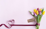 Fototapeta Kwiaty - Mothers day flowers