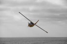 Cessna 210 Flyby