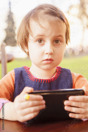 Concept of gambling addiction and negative impact on children плакат