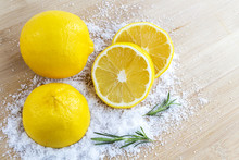 Lemon And Sea Salt - Beauty Tr...