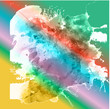 vector abstract multicolored background illustration