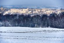 Zimowa Panorama Krasnegostawu