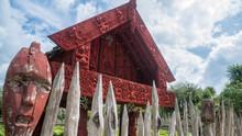 Maori Garden, Hamilton Gardens...