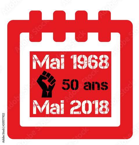 Tela 50ème anniversaire mai 68