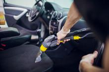 Car Interior Textile Seats Che...