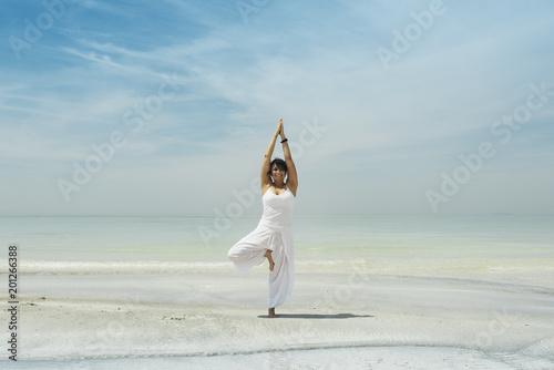 Poster Ecole de Yoga YOGA