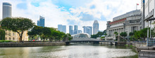 Singapore, Panoramic View From...