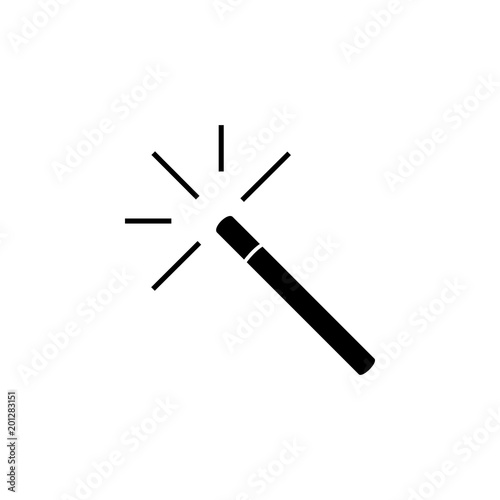 Magic Wand Icon Element Of Minimalistic Icon For Mobile Concept And