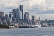 Seattle, Washington in the Pacific Northwest.