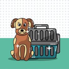 Dog Puppy Pet Travel Carrier D...