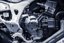 High Performance Motorcycle En...