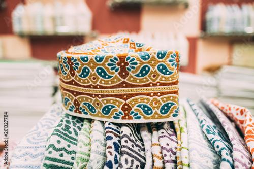 Photographie Kuma, traditional Omani cap