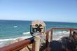 Beach Binoculars Lookout