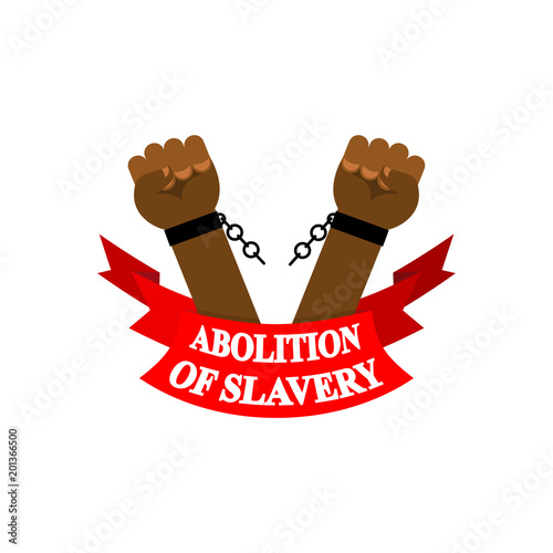 Abolition of slavery Wallpaper Mural