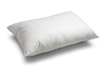 White Soft And Swollen Pillow ...